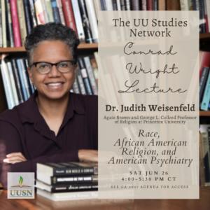 Dr. Judith Weidenfeld